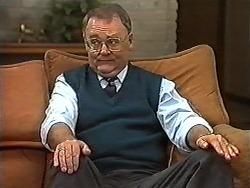 Harold Bishop in Neighbours Episode 1198