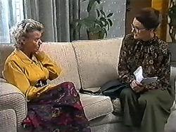 Helen Daniels, Dorothy Burke in Neighbours Episode 1198