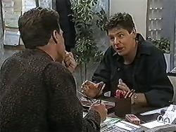 Paul Robinson, Joe Mangel in Neighbours Episode 1199