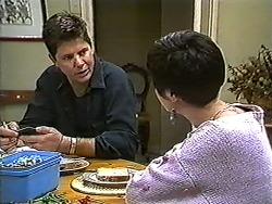 Joe Mangel, Kerry Bishop in Neighbours Episode 1199