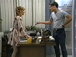 Melanie Pearson, Matt Robinson in Neighbours Episode 1199