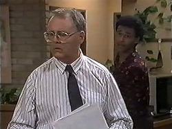 Harold Bishop in Neighbours Episode 1200