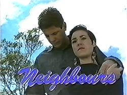Joe Mangel, Kerry Bishop in Neighbours Episode 1200