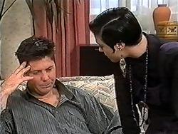 Joe Mangel, Kerry Bishop in Neighbours Episode 1201