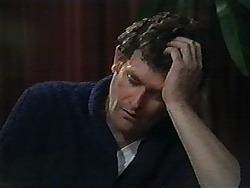 Des Clarke in Neighbours Episode 1201