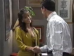 Caroline Alessi, Paul Robinson in Neighbours Episode 1201