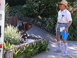 Harold Bishop in Neighbours Episode 1202