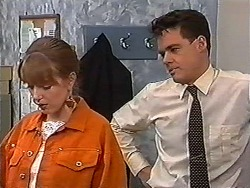 Melanie Pearson, Paul Robinson in Neighbours Episode 1202