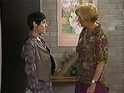 Kerry Bishop, Madge Bishop in Neighbours Episode 1203