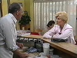 Harold Bishop, Madge Bishop in Neighbours Episode 1203