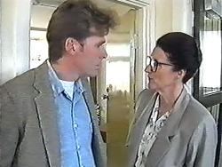 Mr. Denning, Dorothy Burke in Neighbours Episode 1203