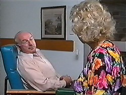 Derek Wilcox, Helen Daniels in Neighbours Episode 1204