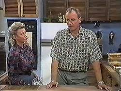 Helen Daniels, Jim Robinson in Neighbours Episode 1205