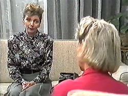 Beverly Marshall, Helen Daniels in Neighbours Episode 1205