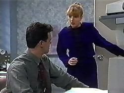 Paul Robinson, Melanie Pearson in Neighbours Episode 1206