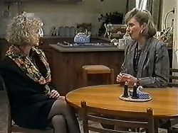 Rona Jarrett, Beverly Marshall in Neighbours Episode 1207