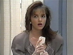 Caroline Alessi in Neighbours Episode 1207