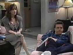 Caroline Alessi, Paul Robinson in Neighbours Episode 1208