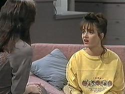 Caroline Alessi, Christina Alessi in Neighbours Episode 1208