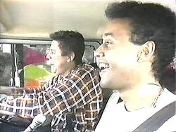 Joe Mangel, Eddie Buckingham in Neighbours Episode 1208