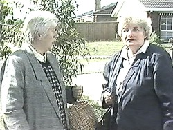 Woman, Woman in Neighbours Episode 1208