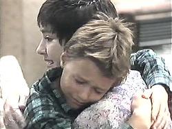 Kerry Bishop, Toby Mangel in Neighbours Episode 1208