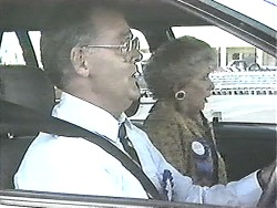 Harold Bishop, Madge Bishop in Neighbours Episode 1208