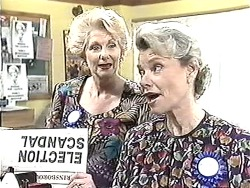 Madge Bishop, Helen Daniels in Neighbours Episode 1209