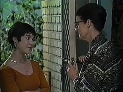 Kerry Bishop, Dorothy Burke in Neighbours Episode 1209