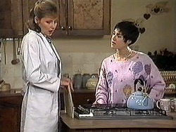 Beverly Marshall, Kerry Bishop in Neighbours Episode 1211