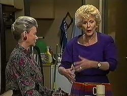 Helen Daniels, Madge Bishop in Neighbours Episode 1211