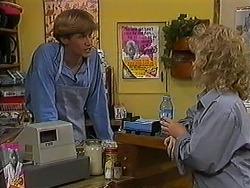 Ryan McLachlan, Sharon Davies in Neighbours Episode 1211