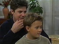 Joe Mangel, Toby Mangel in Neighbours Episode 1211