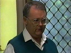 Harold Bishop in Neighbours Episode 1211