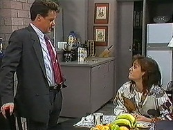Paul Robinson, Christina Alessi in Neighbours Episode 1212