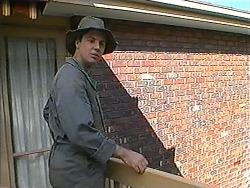 Joe Mangel in Neighbours Episode 1212
