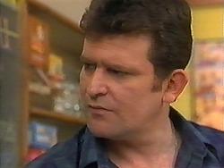 Des Clarke in Neighbours Episode 1213