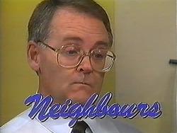Harold Bishop in Neighbours Episode 1213