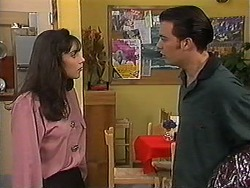Candice Hopkins, Matt Robinson in Neighbours Episode 1214