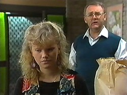 Sharon Davies, Harold Bishop in Neighbours Episode 1216