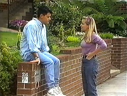 Josh Anderson, Melissa Jarrett in Neighbours Episode 1216