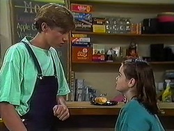 Ryan McLachlan, Lochy McLachlan in Neighbours Episode 1217