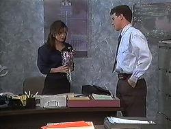 Caroline Alessi, Paul Robinson in Neighbours Episode 1220