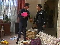 Joe Mangel, Matt Robinson in Neighbours Episode 1220