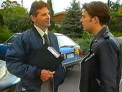 Driving Tester, Matt Robinson in Neighbours Episode 1220
