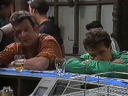 Des Clarke, Paul Robinson in Neighbours Episode 1220