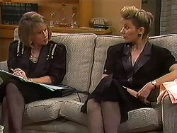 Felicity Brent, Beverly Robinson in Neighbours Episode 1220