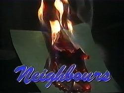 in Neighbours Episode 1220