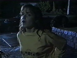 Christina Alessi in Neighbours Episode 1221