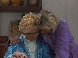 Madge Bishop, Helen Daniels in Neighbours Episode 1221